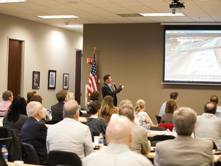 North Fulton CID, North Fulton Chamber of Commerce, and Georgia Commute Options Host Lunch and Learn