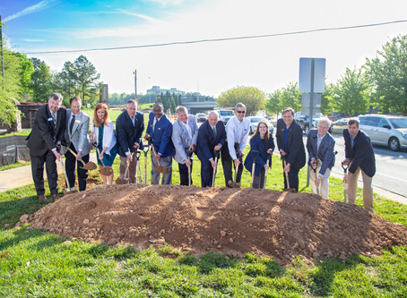 Windward Parkway Phase II Breaks Ground