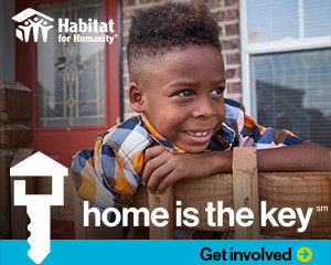 Drew and Jonathan Scott join Habitat for Humanity to kick off monthlong Home is the Key campaign
