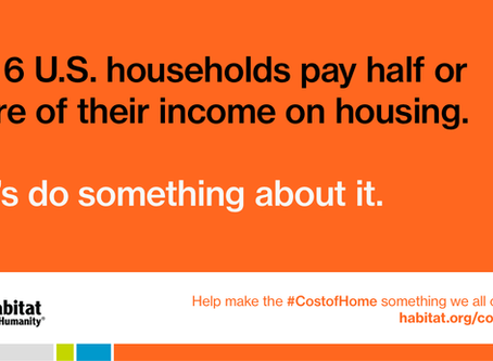 Habitat for Humanity: Presidential debates must address housing affordability