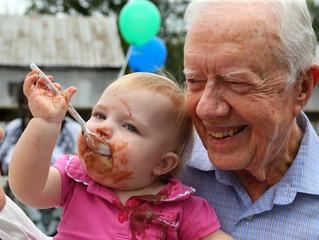 Happy Birthday, Former President Jimmy Carter