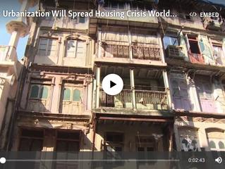 Experts: Urbanization Will Worsen Housing Crisis