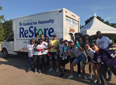 Habitat ReStore Supports Furniture Amnesty Day