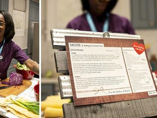 """Habitat for Humanity and Whirlpool Corporation team up with Food Network """"Chopped"""" winner Chef Rosha"""