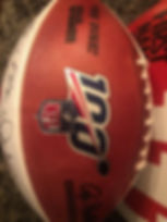 Chiefs Autographed Footgall 2020 front.J