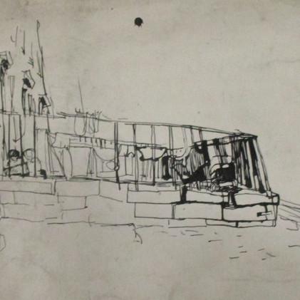 Sketch of Railings