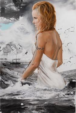 Pamela 1, Storm