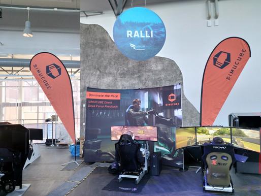 Simucube Rally Challenge