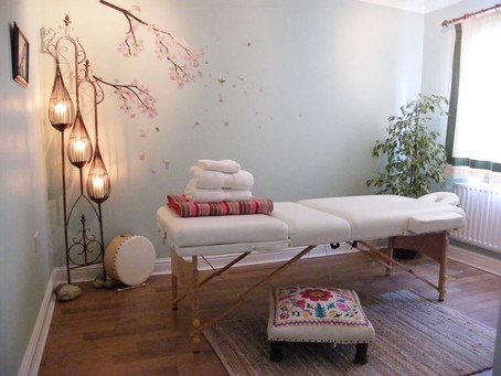 Why in-house/mobile massage
