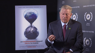 Interview with former U.S. Vice President Al Gore