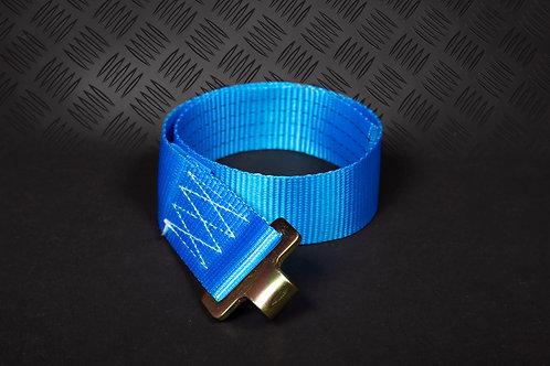 SET 5 X STRAP FRONTWHEEL CLAMP G205