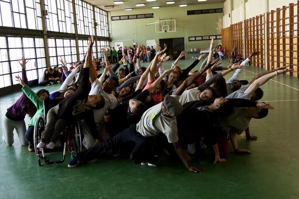 Workshop of Anamesa Festival