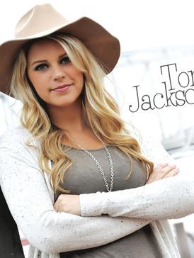 Tori Jackson Album Cover