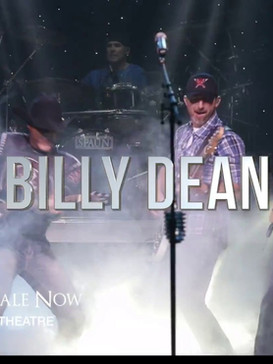 Billy Dean Commercial