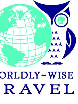 Worldy Wise Travel Logo