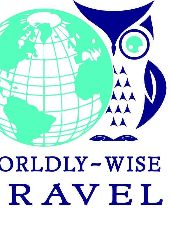 Worldy Wise Travel Logo
