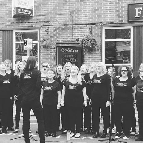 Choir family #choirmates #choirgirls.jpg