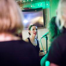 Cantando Female Voice Choir at The Jolly