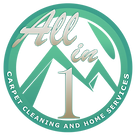 All In one Carpet Cleaning and Home Services, Aurora, Denver Colorado. Logo