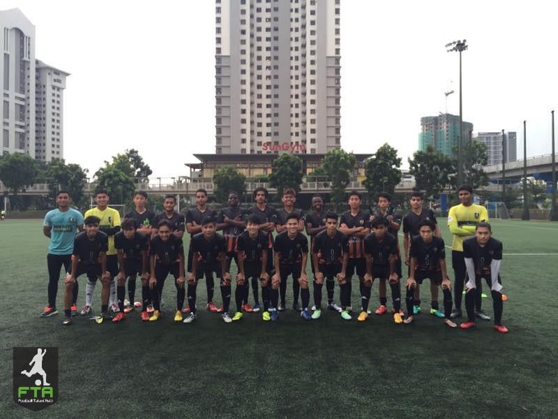 FTA FC 6 - 0 Sunway University Trialists