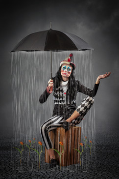 'It never rains but it pours' by Gerald Gribbon - Accepted