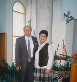 pastor Hristo & Milka Blaginov