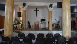 epcgorna church inside