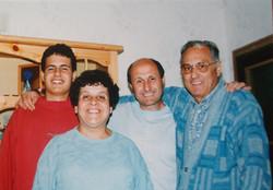 family blaginov & Gunter