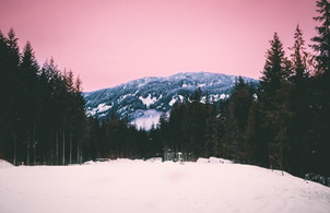 Sunset - Cheakamus