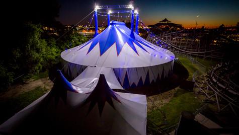 Circus Tent - The Lopez Circus