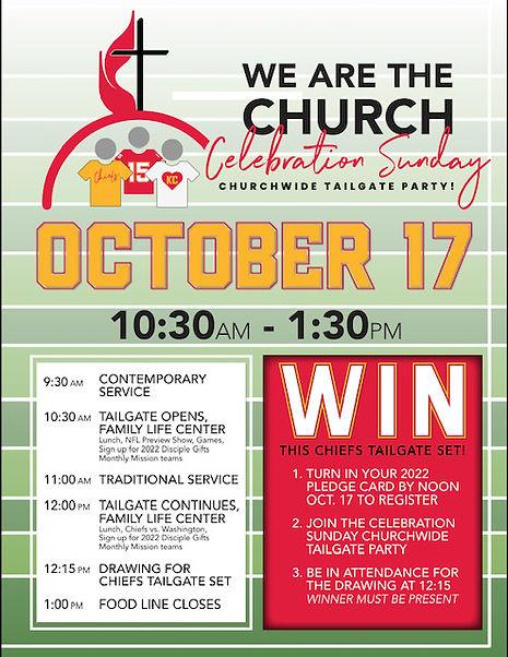 We are the church celebration.jpeg