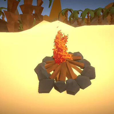 Game Video - Campfire