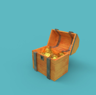 Render - Treasure Chest