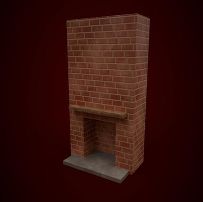 Fireplace - Render