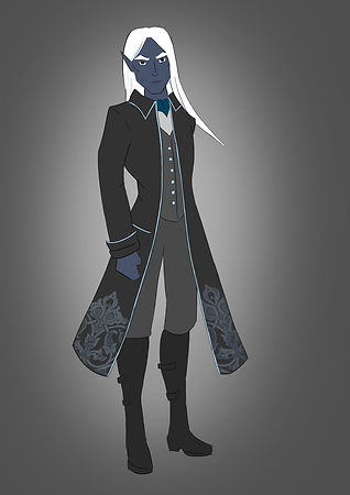 drow elf dungeons and dragons