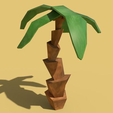 Render - Palm Tree