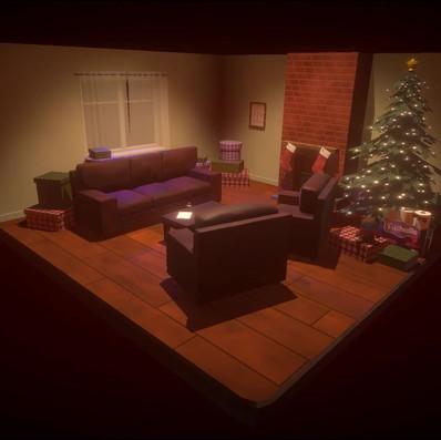 Christmas 2020 Scene - Video