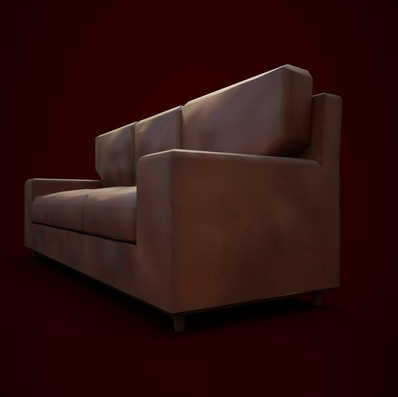 Sofa - Render