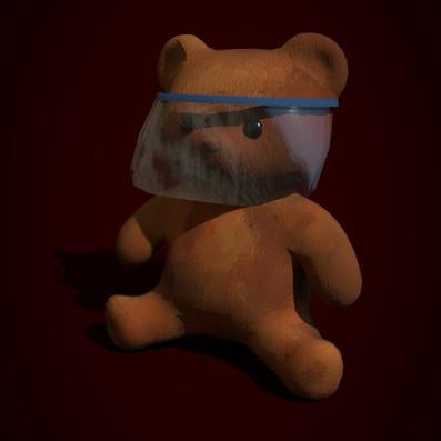 Teddy Bear - Render
