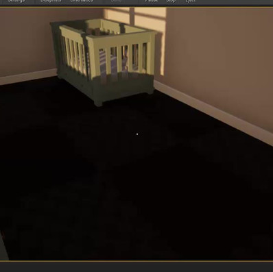 WIP2 - Structure and Basic Lighting Added