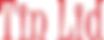 Tin Lid Logo