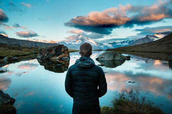 mountains man lake the kick.jpeg