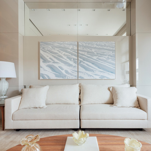 O projeto clean e delicado de Vanessa Luft