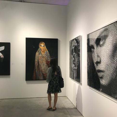 O que rolou na Art Miami/Context