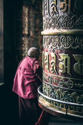 Prayer Wheel I