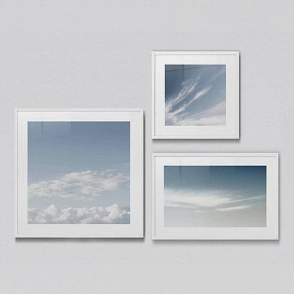 Nas Nuvens Triplo