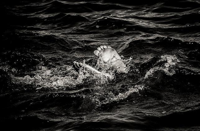 Mergulhado
