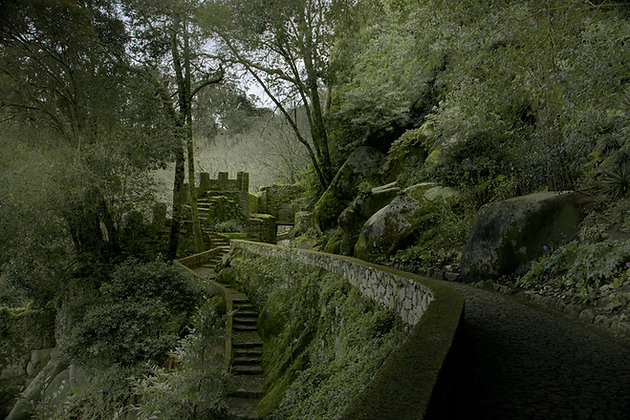 Path To Morish Castle