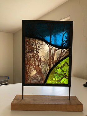 Oak Tree. (Sold)