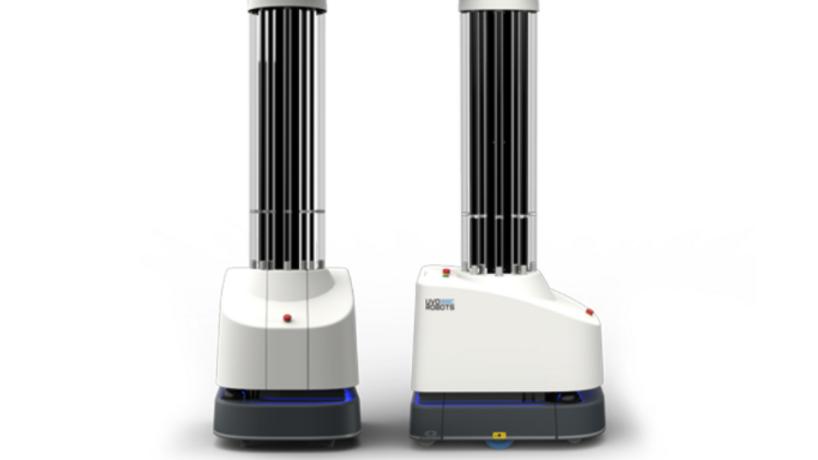 UV Disinfection Robot Model C